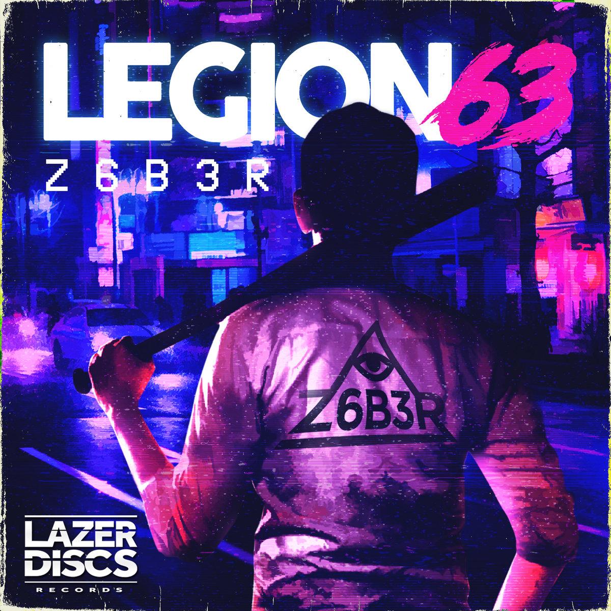 【音乐分享】SYNTHWAVE合成器浪潮篇——Legion 63